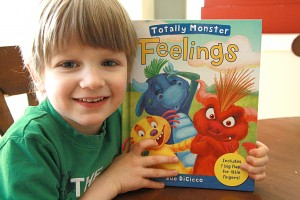 Preschool Feelings Book