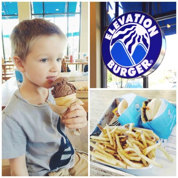 Elevation Burger Raleigh NC