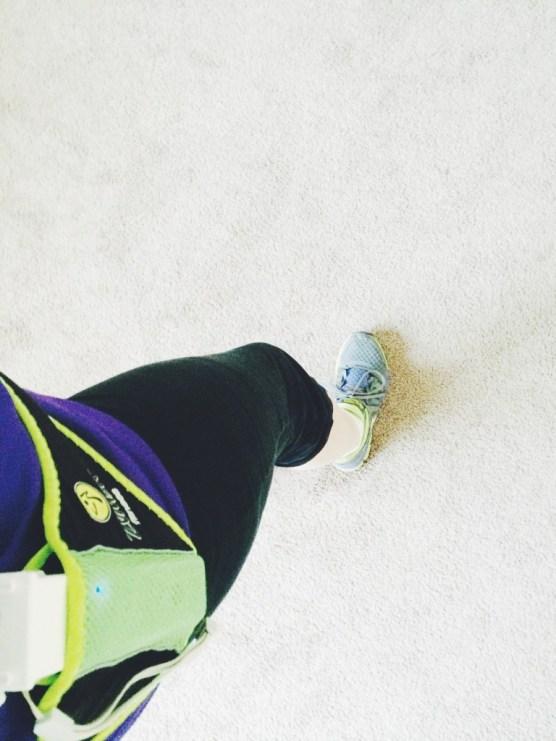 Zumba Fitness game belt