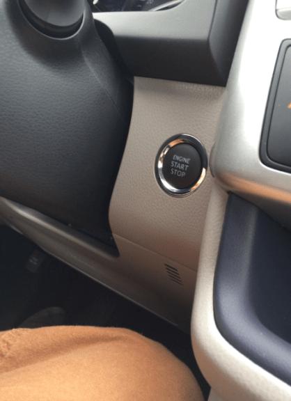 2014 Highlander Push Button Start