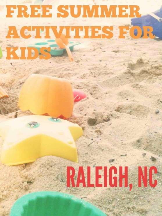 summer-activities RALEIGH
