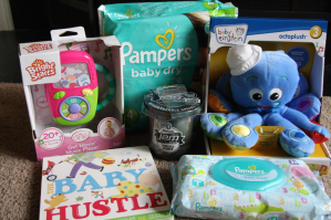 Pampers Baby Got Moves Prize Pack