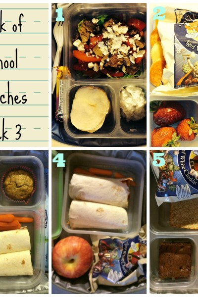 school lunches week 3