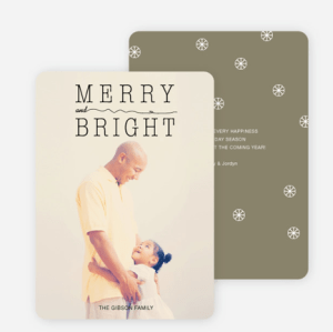 Christmas Cards from Paper Culture