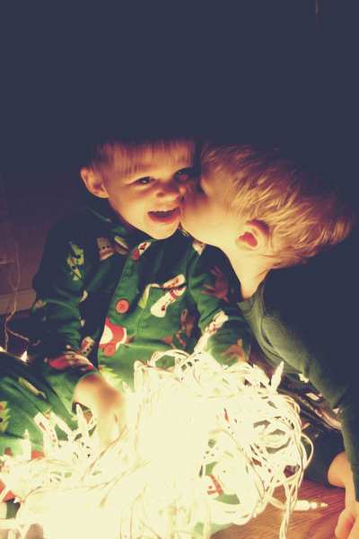 Creative Christmas Photo Ideas