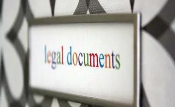 bla legal documents download