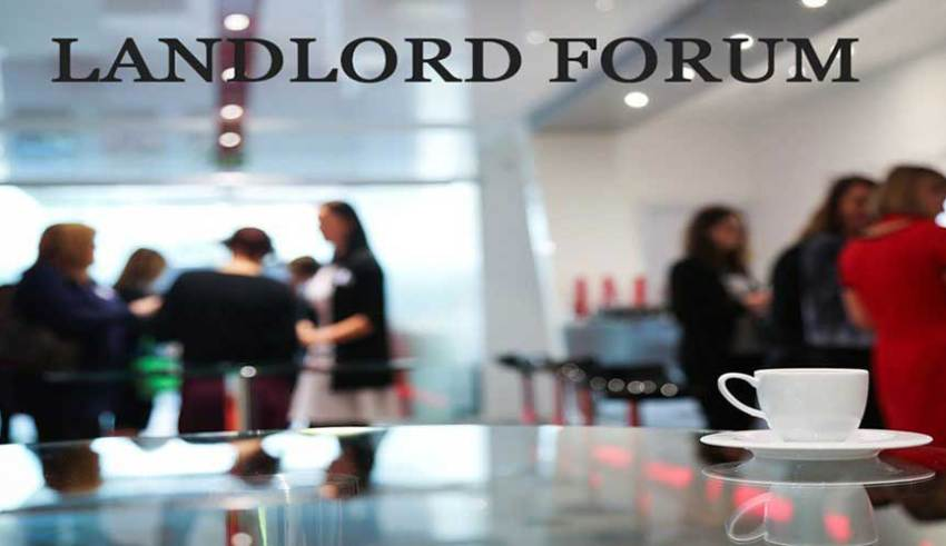 British Landlords Association Forum