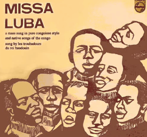 BLACK HISTORY MONTH FEATURED VIDEO 3 (Feb 21): Missa Luba, Congolese Mass Setting From 1965 for the Old Mass