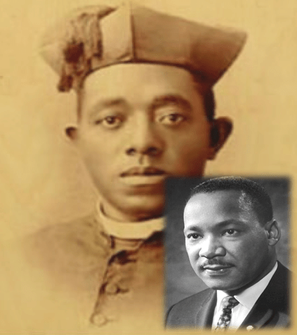 """BLACK HISTORY MONTH FEATURED ARTICLE 4 (Feb 26): Fr. Tolton as a """"Catholic MLK"""""""