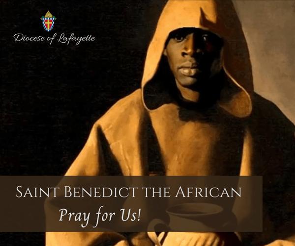 Black Catholic Saint Feast Day: St. Benedict the Moor (April 4)