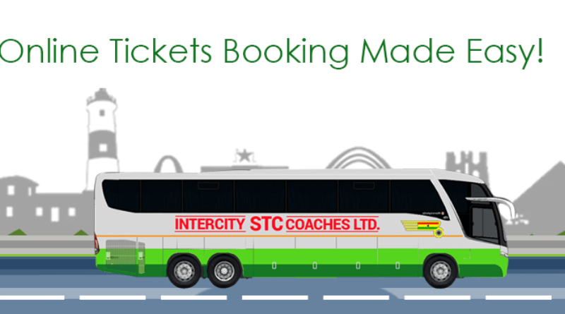 STC Online Ticketing Platform