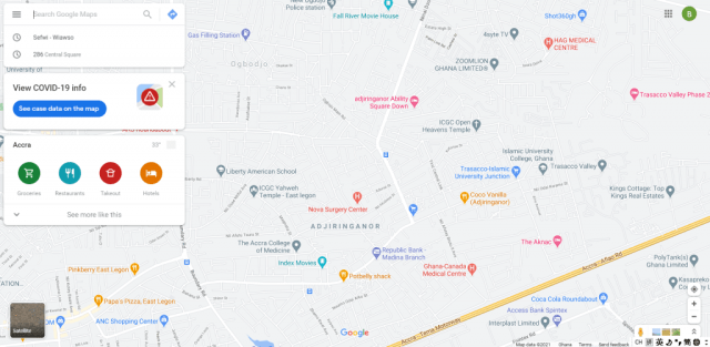 How to Drop a Pin on Google Maps Web.