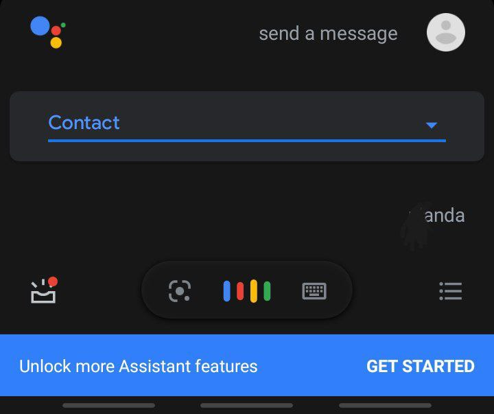 Third-Party App Messaging With Google Assistant