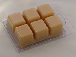 Six cubes per package