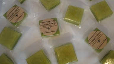 Pineapple Cilantro Limited Edition Glycerin Soap