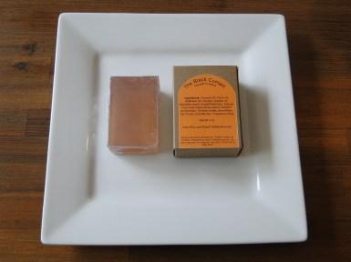 Mandarin Spice Glycerin Soap