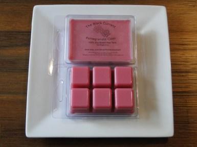 Pomegranate Cider Soy Wax Tarts