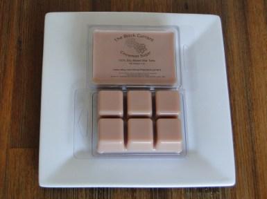Cinnamon Sugar Wax Tart