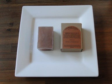 Spiced Amber Ale glycerin soap