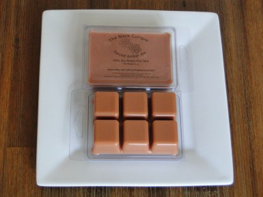 Spiced Amber Ale wax tarts