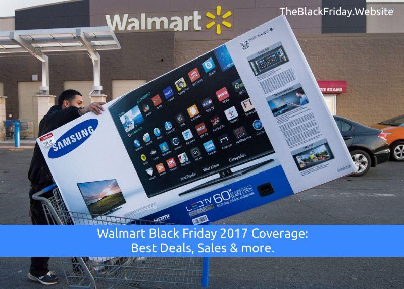 Walmart Black Friday Deals 2017