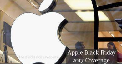 Black Friday Apple 2017