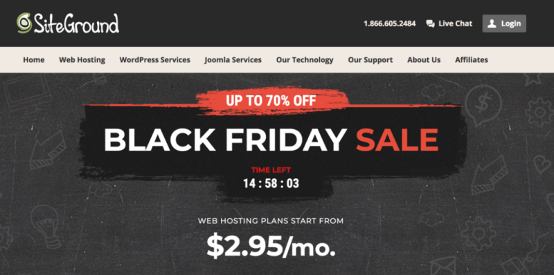 SiteGround-Blackfriday-70-discount