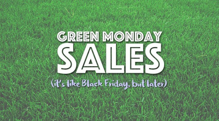Green Monday 2019: Best Deals and Sales.