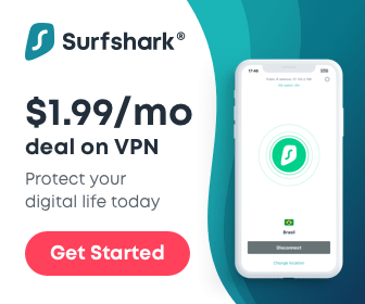 SurfShark Cyber Monday VPN