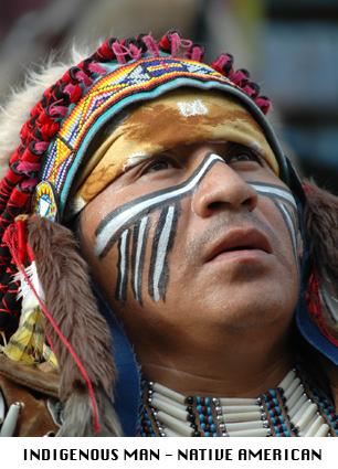 NativeAmericanMan
