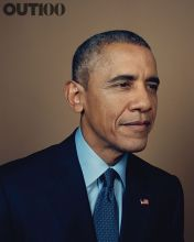 President Barak Obama: Photography by Ryan Pfluger