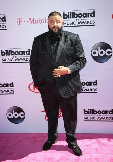 DJ Khaled Billboard Music Awards 2016