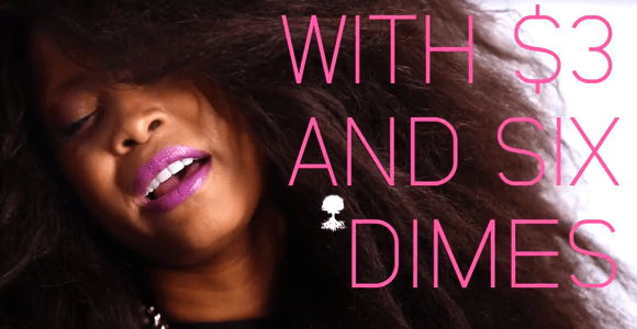 Watch Erykah Badu Explain The Meaning Behind Her Lyrics I Was Born Underwater With  Dimes