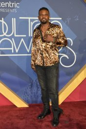 LAS VEGAS, NV - NOVEMBER 06: Actor Darius McCrary attends the 2016 Soul Train Music Awards at the Orleans Arena on November 6, 2016 in Las Vegas, Nevada. (Photo by Mindy Small/FilmMagic)