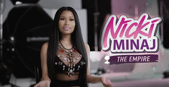 Pleasing Nicki Minaj 2017 Archives The Black Media Short Hairstyles Gunalazisus