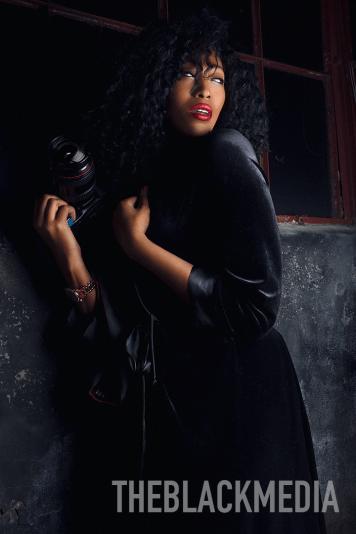 TheBLACKMedia Cover Star Tiara Marei Photography © Tahir Coleman Register