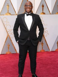 Mandatory Credit: Photo by David Fisher/REX/Shutterstock (8434880aj) Barry Jenkins 89th Annual Academy Awards, Arrivals, Los Angeles, USA - 26 Feb 2017