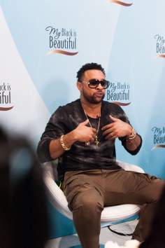Shaggy_at My Black is Beautiful booth_EMF