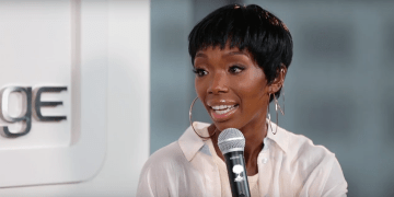 Brandy Talks New Music At The SoundExchange