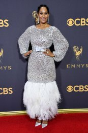 LOS ANGELES, CA - SEPTEMBER 17: Actor Tracee Ellis Ross attends the 69th Annual Primetime Emmy Awards at Microsoft Theater on September 17, 2017 in Los Angeles, California. (Photo by Steve Granitz/WireImage)