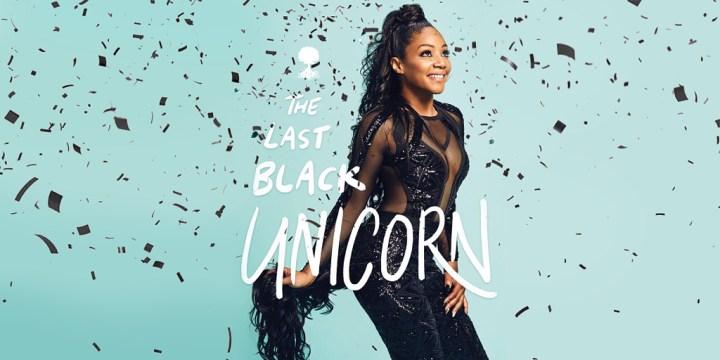 Tiffany Haddish The Last Black Unicorn The BLACK Media