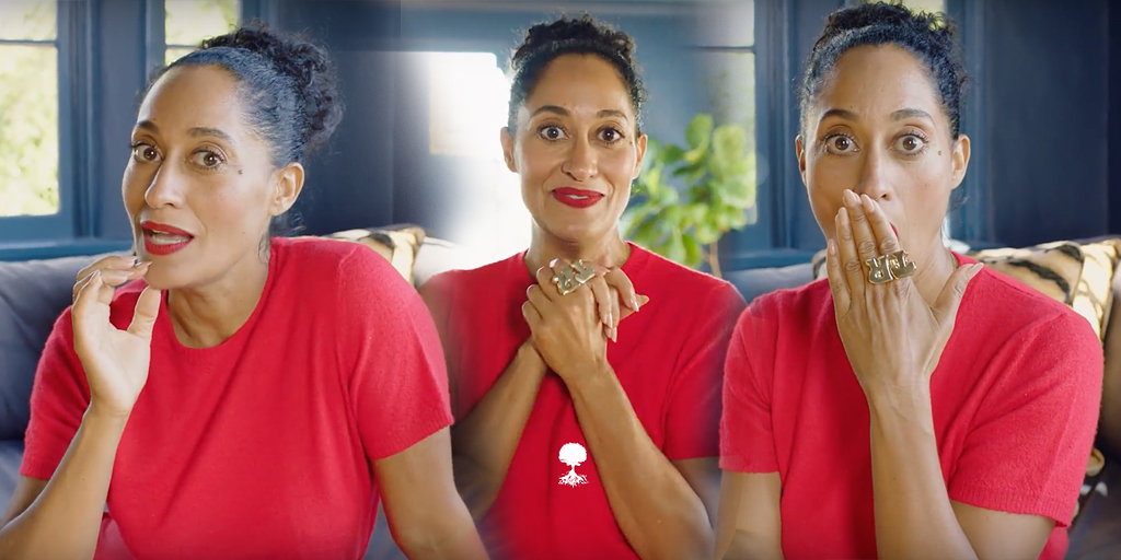73 Questions With Tracee Ellis Ross Is Adorable, Revealing, & Oddly Sexy