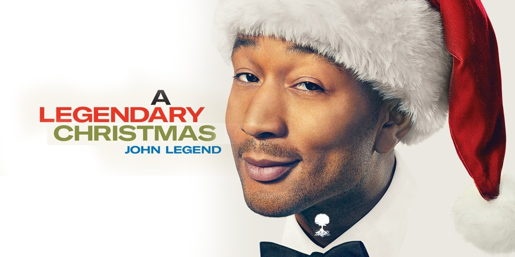 A Legendary Christmas.John Legend S Xmas Lp A Legendary Christmas Is Holiday