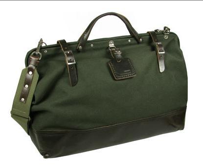 Billy Kirk No. 166 Overnight Travel Bag $345