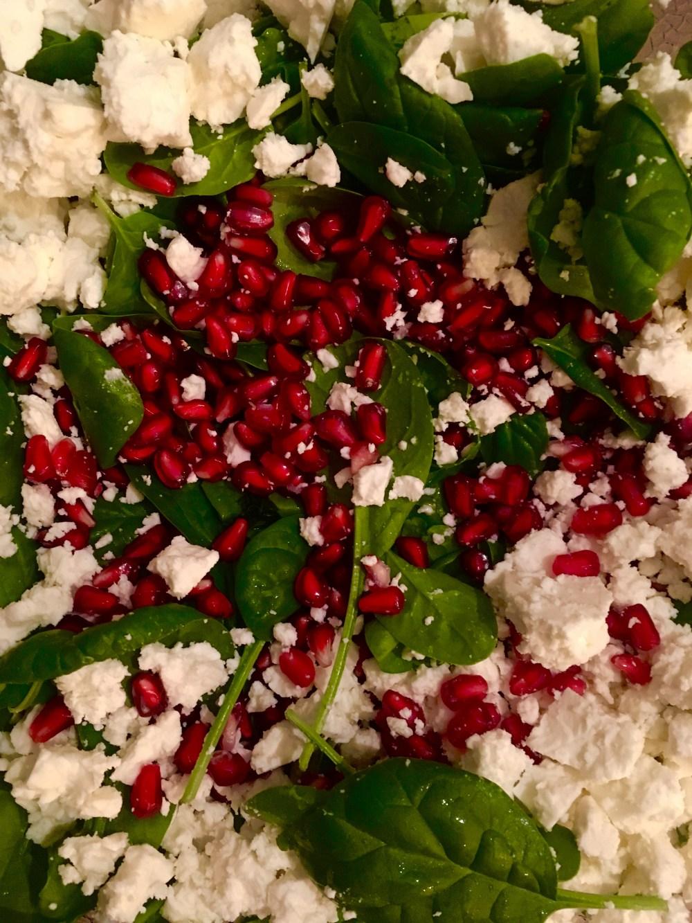 SalatGranatapfel