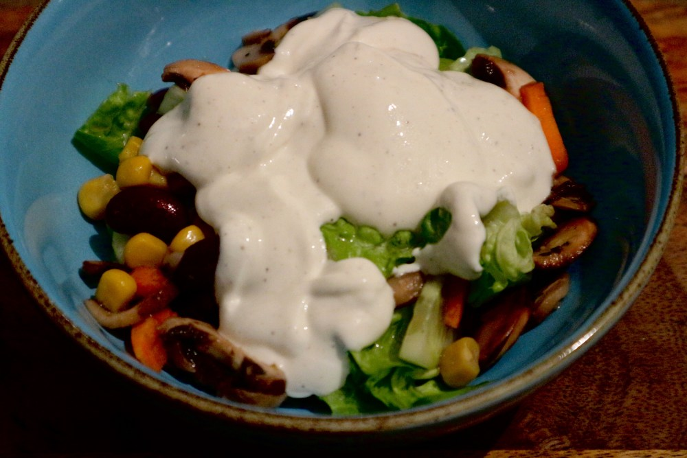 yoghurtdressing
