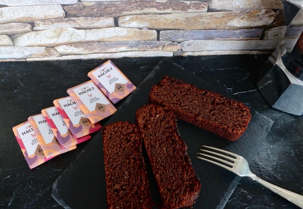 Saftiger Schokoladenkuchen in der Low Carb Variante