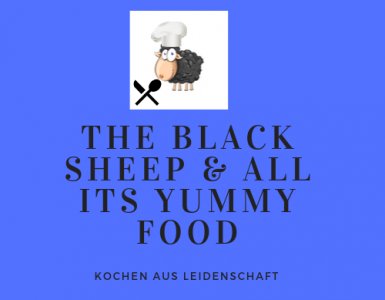 The Black Sheep & all its yummy food