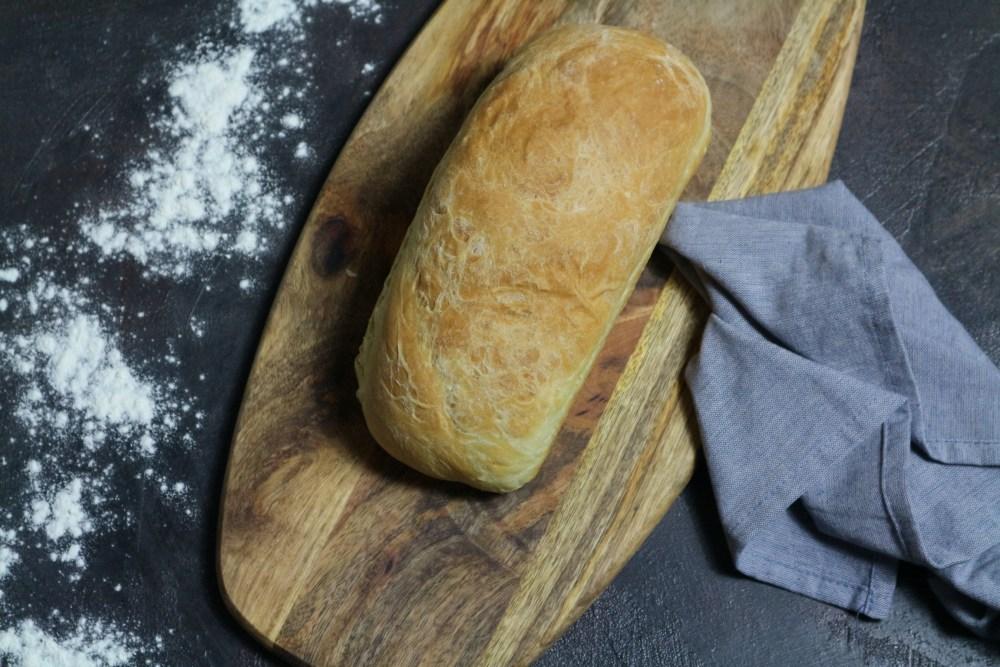 Weißbrot - frisch aus dem Ofen