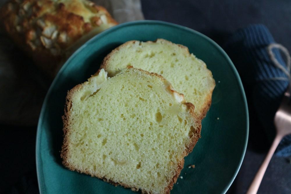 Rührkuchen mit Mascarpone